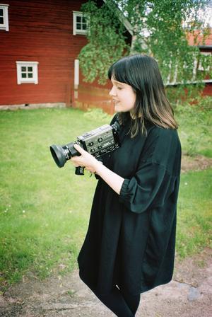 Kajsa-Lina Spångberg i Växjö.