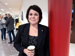 Malin Larsson (S), ordförande i socialnämnden i Sundsvall, ser fram emot satsningen på snabbutbildning i flyktingmottagande för kommunanställda.