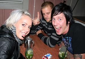 Bill och Bob. Irene, Fredrik Fjellrev och Dano