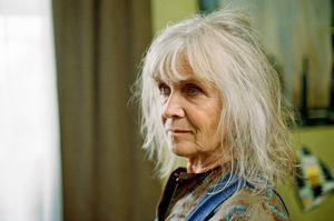 """Skådespelerskan Anita Wall, ur filmen """"Hemma"""" som har Sverige-premiär 11 juli."""