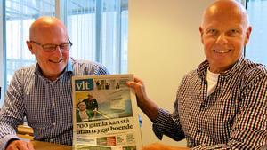 Äldreproblem. Bostadsbristen minskar om föreningar bygger egna boenden, menar Börje Nyberg och Thomas Klarkner.