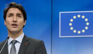 Kanadas premiärminister Justin Trudeau har infört en rad liberala reformer. På onsdagen röstar EU-parlamentet om ett handelsavtal mellan EU och Kanada.