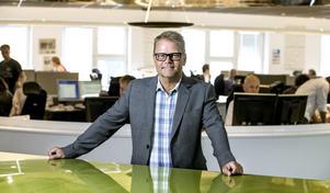 Anders Nilsson Chefredaktör på NA/Mittmedia