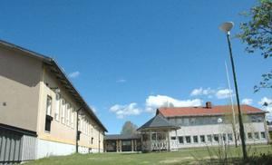 ...det gör även högstadiet vid Fjällsjöskolan i Backe...