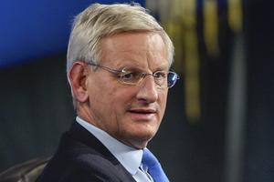Carl Bildt hade rätt: Världen ser inte ut som Skövde.