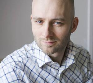 Lars Ahnland.Foto: Leopard förlag