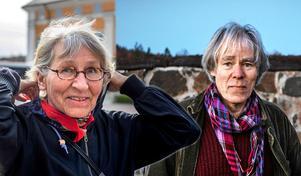 Kerstin Strandberg från Härnösand och Janne Björkman från Lunde får årets Göran Dahlberg-stipendium. Bilden är ett collage.