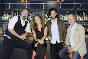 Atle Antonsen, Eva Röse, Richard Ulfsäter är några av skådespelarna i regissören Kjell Sundvalls nya film