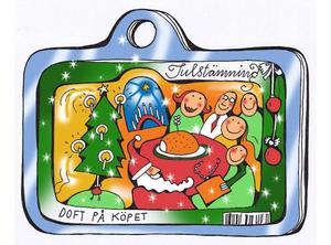 Ibland finns julstämningen i en dyr och svåröppnad förpackning.
