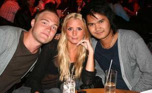 Tabazco. Marcus, Marie och Noi