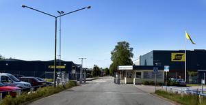 Esab i Laxå.