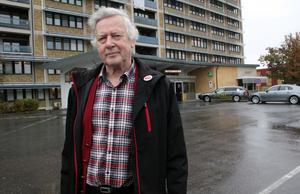 Nils-Gunnar Mohlin, Sollefteå Framtidens akutsjukhus.