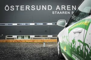 Östersund Arena är den nya hemmahallen för ÖIK.