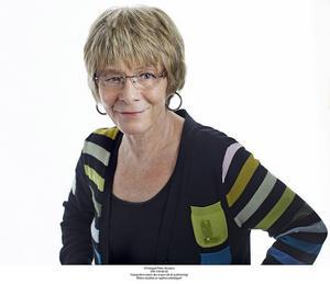Gunilla Jensen har skrivit en biografi över Lars Molin.