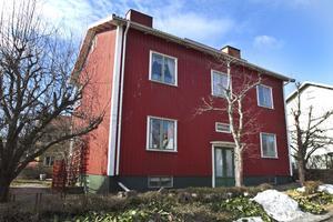 6. Ett ovanligt bevarat och orört funkishus på Sörby.