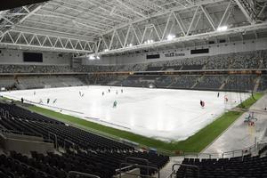 Bandyinredd Tele2 Arena.