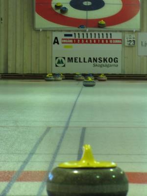 Curlinghallen i Ljusdal
