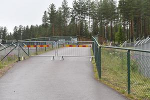 Orsa Rovdjurspark där en ung säsongsanställd man avled av de skador han drabbades av när en ing brunbjörn attackerade honom inne i ett hägn.