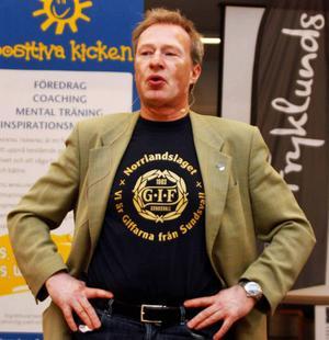Stig Wiklund, mental tränare och coach, inleder ett samarbete med travkusken Johnny Takter.