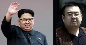 Kim Jong-Un och Kim Jon-Nam  är halvbröder. Båda är söner till  Nordkoreas tidigare ledare Kim Jong Il som dog 2011.
