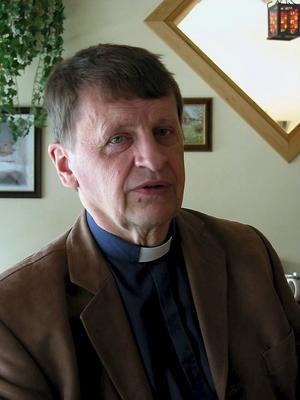 Jan-Erik Ågren och Kristdemokraterna kräver en snabb ändring av de nya sjukförsäkringsreglerna.