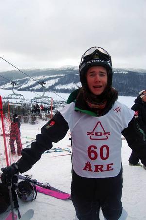Erik Kikajon får åka nästa världscuptävling i Norge.