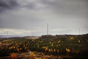 Jämtkraft har investerat 600 miljoner i den nya vindkraftsparken som ska vara klar till årsskiftet.