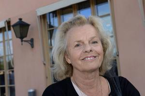 Marie Göranzon, skådespelare: