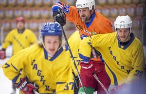 Fagervik i ett möte mot Nolby i LHL under fjolårssäsongen.
