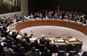 Säkerhetsrådet