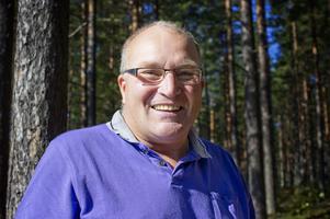 Mats Hedell före detta gruppledare för Vänsterpartiet i Örnsköldsvik.