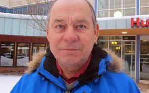 Ulf Nordfeldt:-- Ja, jag gjorde det i fjol och jag har inte ens varit förkyld.