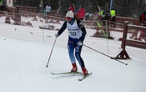 Linn Larsson tog två klara hemmasegrar i Swecup som avgjordes i Hede.