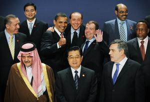 Beskedet från G20 mötet var ett besked om att världens främsta ledare nu faktiskt tänker leda. Att man har för avsikt att återta dela av den makt man tidigare överlåtit till en oförmögen marknad.