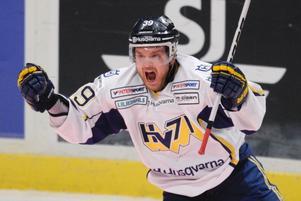 Jukka Voutilainen avgjorde för HV71.