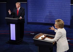 Varken Hillary Clinton eller Donald Trump har pratat kulturpolitik under årets presidentvalkampanj i USA.