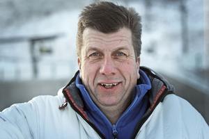 Skidförbundets nye ordförande i Ångermanland, Roger Svensson från Sollefteå.