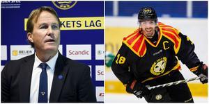 Johan Garpenlöv tog ut Anton Rödin – och även Simon Bertilsson, nu i Sotji, finns med i Tre Kronor.