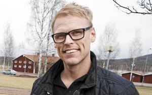 Anders Backhans  konstaterar att Myran inte klan tas i brukl förrän efter årsskiftet. Bilden är tagen i ett annat sammanhang.
