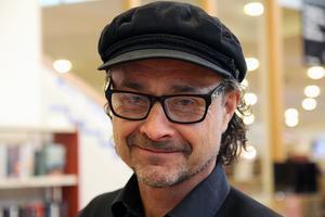 Erik Nilshammar har skrivit böckerna Apokalypsen i Storå, Döden på vidderna och Kungen av Gomorra.