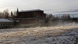 Vårfloden väntas bli kraftig i år och kommunen har garderat sig med sandsäckar som ska hindra vattenmassorna från att nå utsatta områden.