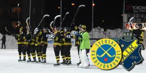Kommer AIK att spela i elitserien nästa säsong? Något hundraprocentigt svar på den frågan går ännu inte att få.
