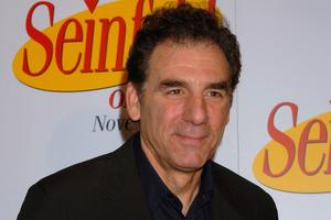 Cosmo Kramer (Michael Richards), 70 år, excentrisk gåta, USA:
