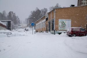 På Gerestaskolan pågår arbetet för fullt med att öppna en tillfällig förskola.