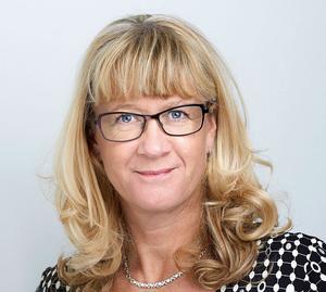 Anna Carin Grandin, vd, Coor i Sverige. Bild: Peter Knutson