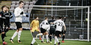 Viktor Prodell gjorde både 1–0 och 1–1 i matchen mot IFK Göteborg på straff och senare självmål.