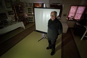 En okänd film av Prins Wilhelm visas för första gången offentligt i Vikmanshyttan under lördagen den 24 februari.