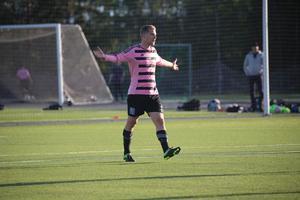 Anton Olofsson 1–0 målskytt för Frösön.