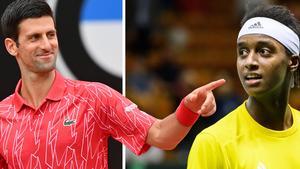 Svåraste möjliga lottning för Ymer – ställs mot världsettan Djokovic i Franska öppna