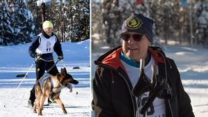 Bengt Ljunglöf har åtta SM-tecken sen tidigare. Nu knep han silverpengen – året efter att han behandlats för cancer.